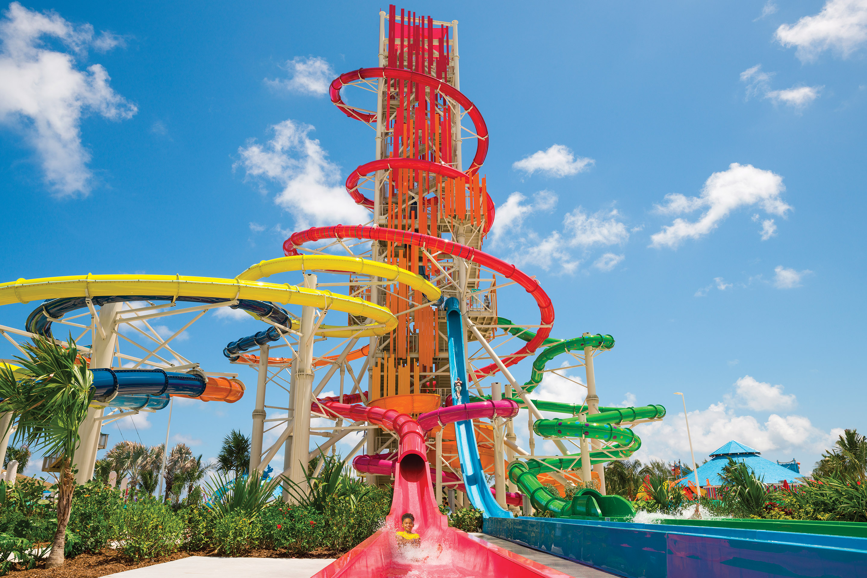 Thrill Waterpark at Perfect Day CocoCay