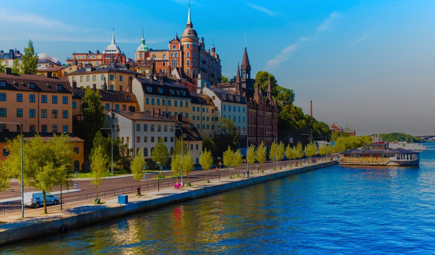 Stockholm by
