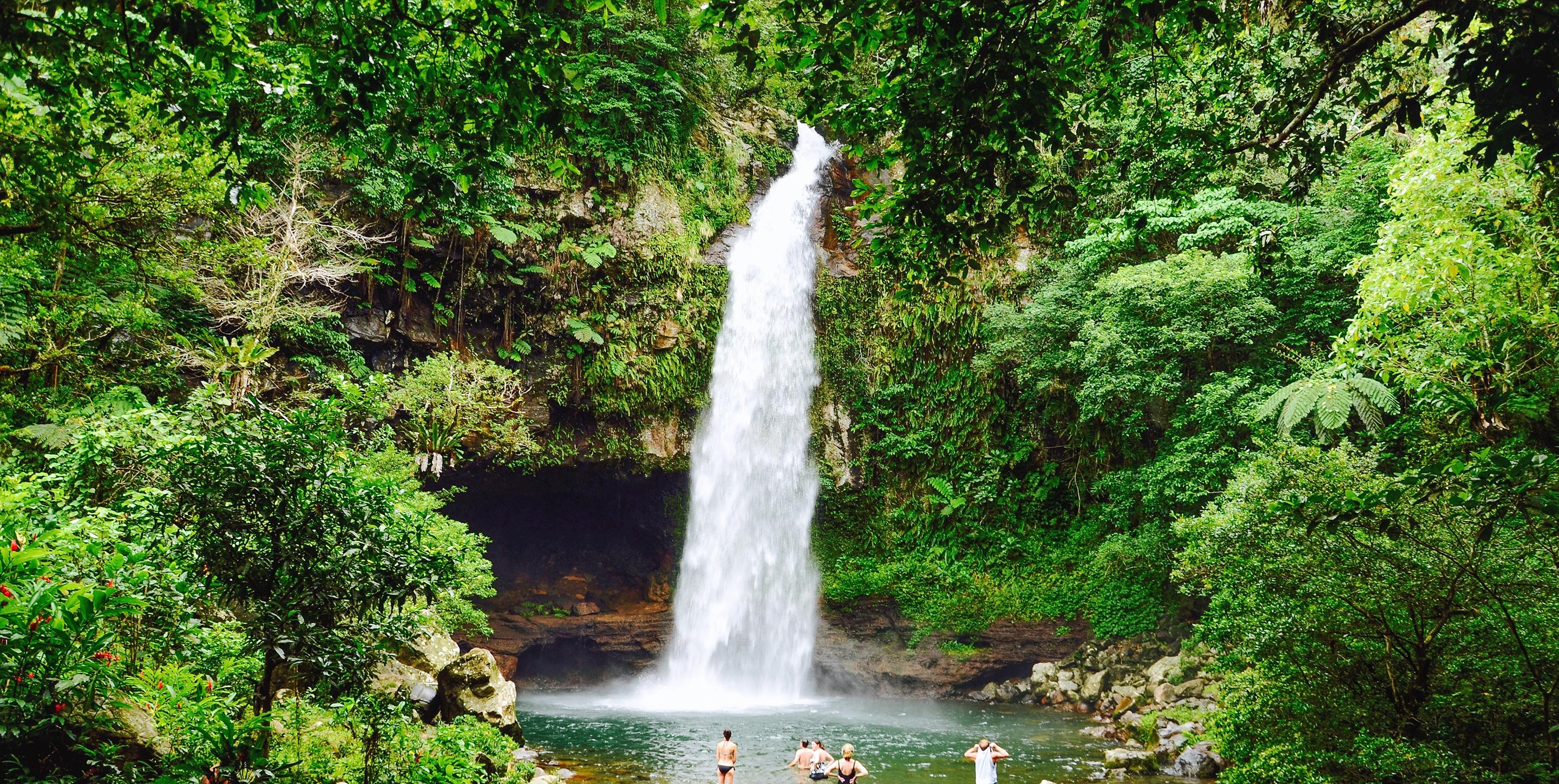 Visit a Waterfall, Vanuatu Attractions