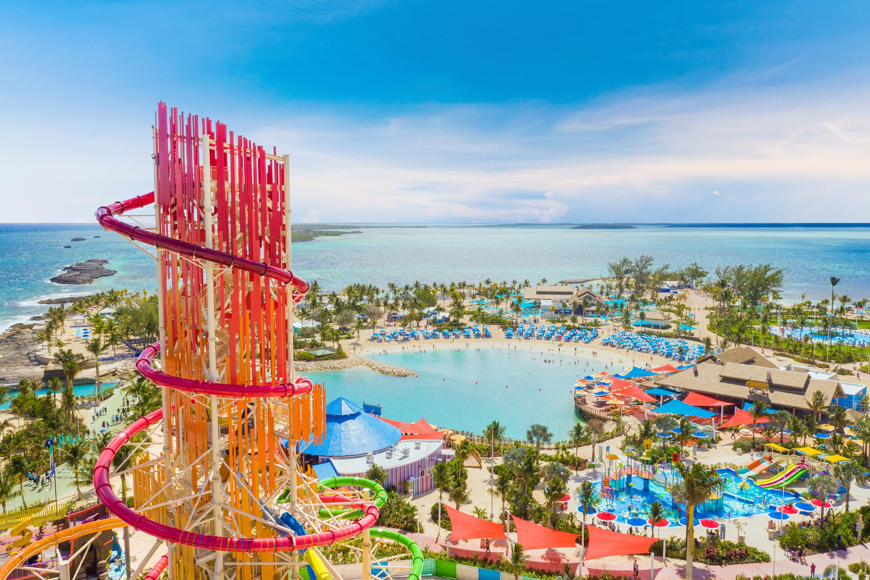 Perfect Day at CocoCay, las Bahamas