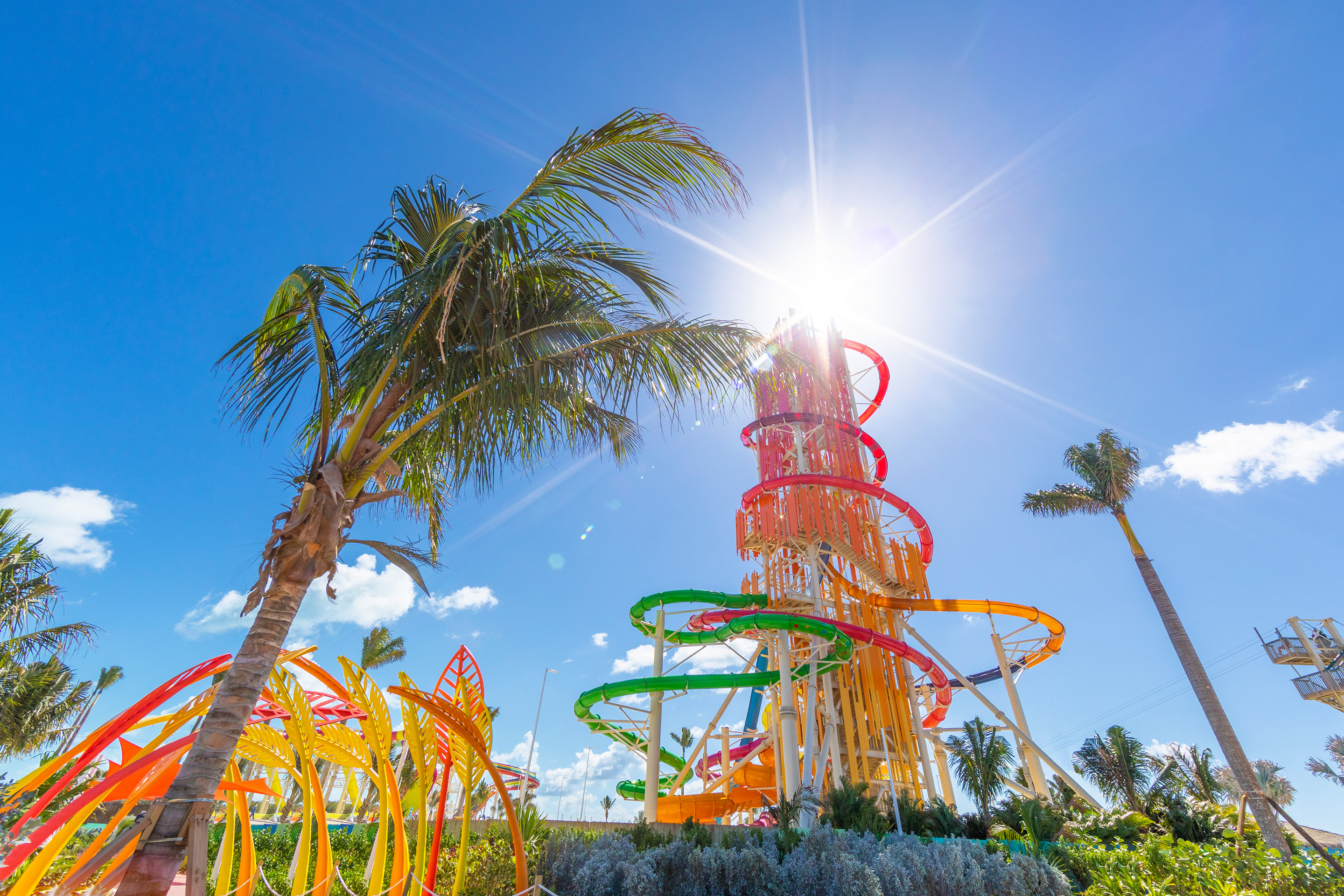 Thrill Waterpark beim Perfect Day at CocoCay