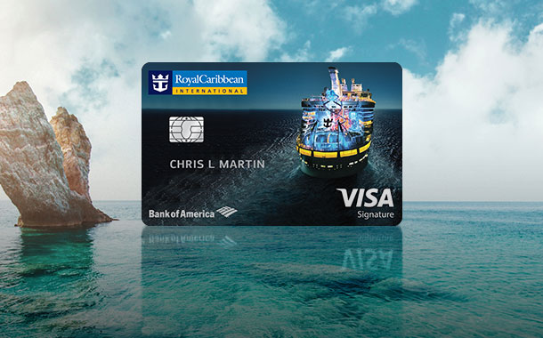 Royal Caribbean Visa Signature Card
