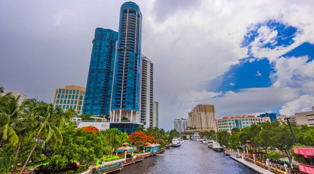 Fort Lauderdale, Cruise Port